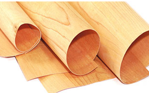 Разновидности древесного шпона